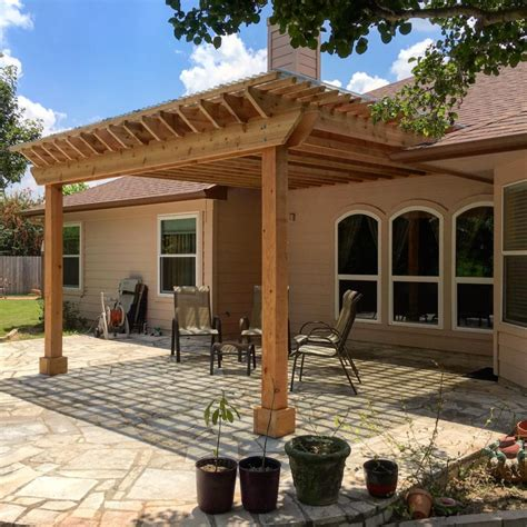 roofing options pergola company