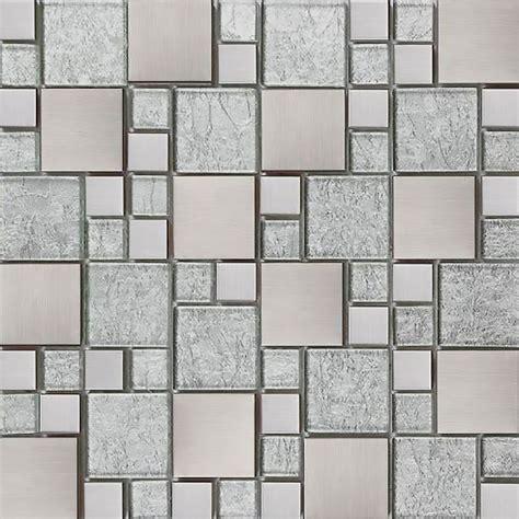 Fliesenaufkleber Mosaik Bad by Details About Silver Tile Stickers Transfers Kitchen