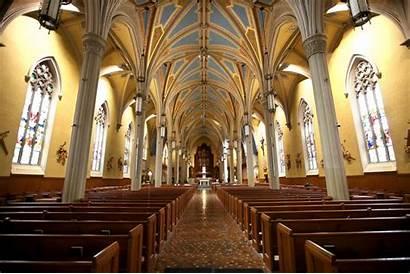 Catholic Cleveland Churches Mass Social Distancing