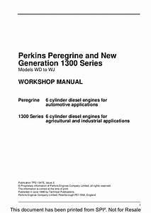 Perkin Engine Part Diagram