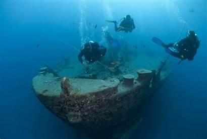 Diving Sea Wrecks Scuba Thistlegorm El Wreck