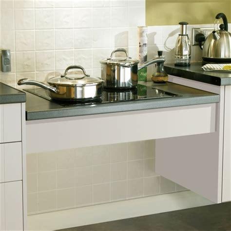 howdens kitchen accessories adjustable worktop bracket inclusive kitchen accessories 1743