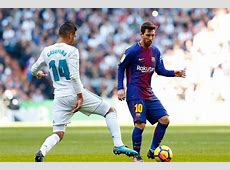 El Clasico 2018 Date and time confirmed for Barcelona vs