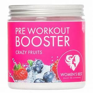 Women U0026 39 S Best - Pre Workout Booster Crazy Fruits