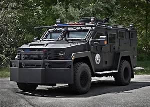 BearCat Anti-Riot - Lenco Armored Vehicles