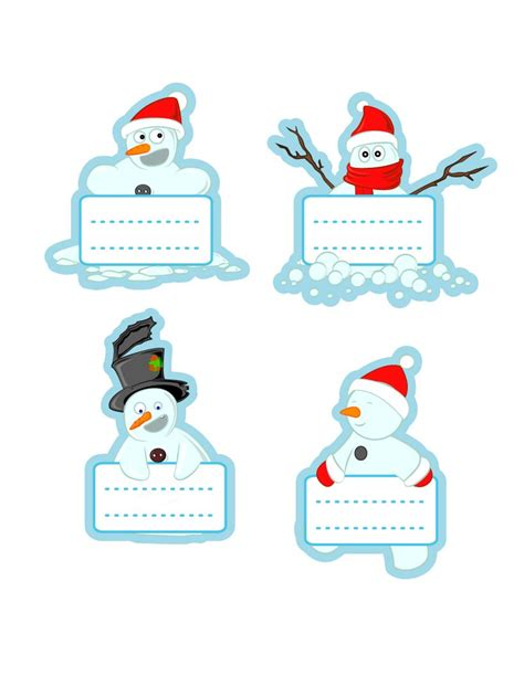 christmas crafts  gift tags