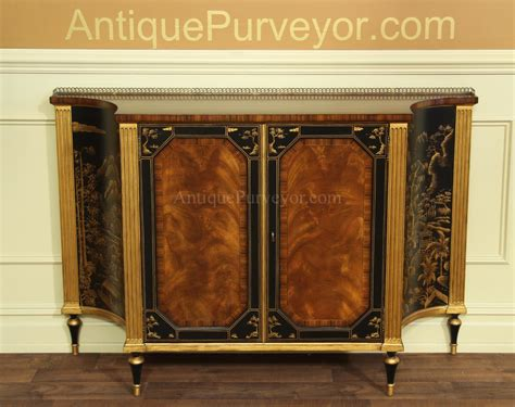 Maitland Smith Buffet Ls by Mahogany And Rosewood Dining Room Buffet Gold And Black
