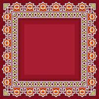 islamic frame  vector art   downloads