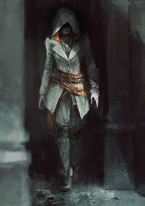 Evie Concept, White Version - Characters & Art - Assassin ...