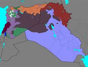 Syrian Civil War and spillovers: 25/2/2017 by Thumboy21 on ...
