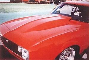 Camaro 4 U0026quot  Cowl Hood  1967-1969