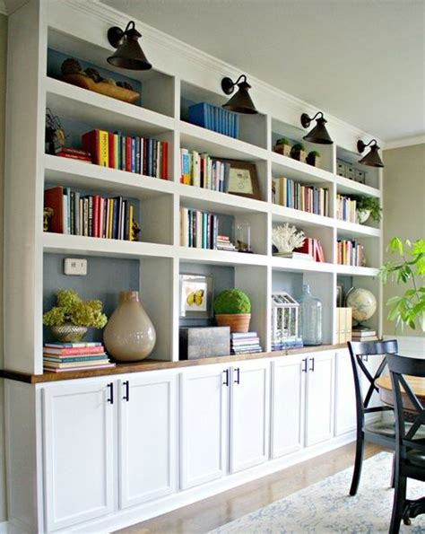 bookcases that look like built ins i like the look of these built in shelves with cabinets