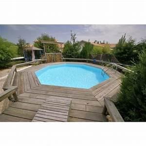 Bois Pour Terrasse Piscine : une terrasse de piscine en bois ~ Edinachiropracticcenter.com Idées de Décoration