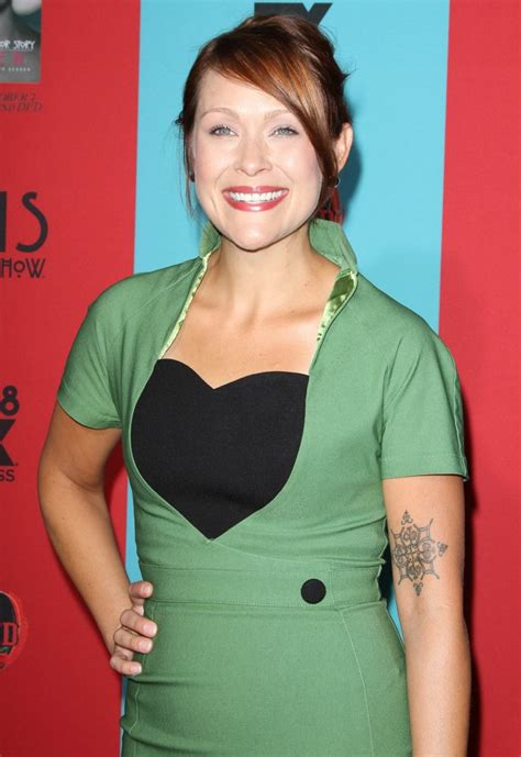 amber nash picture 3 premiere screening of fx s american horror story freak show