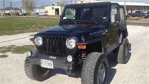 1997 Jeep Wrangler Tj Lifted 5 And A Half Inches 35s