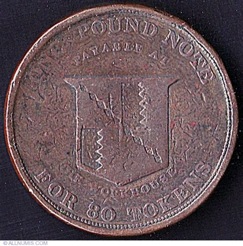 3 Pence 1813 - Error, Currency Tokens (1801-1900 ...