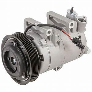 2008 Nissan Rogue A  C Compressor All Models 60