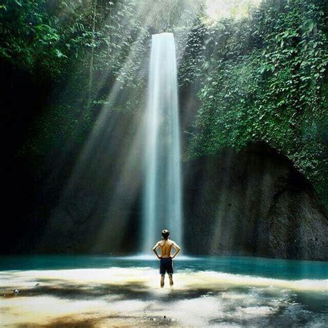 hidden waterfalls  bali    immerse