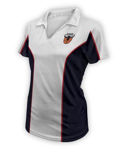 ladies polocrosse polo design   polo shirt