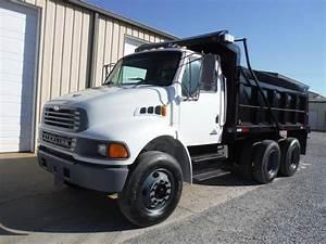 2003 Sterling M8500 Acterra T  A Dump Truck  S  N