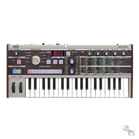 korg microkorg analog 37 mini synthesizer vocoder synth keyboard 4959112099289 ebay