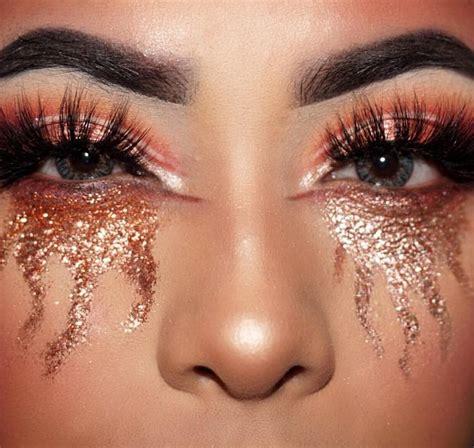likes  comments claudia quintana atclaudiakinsss  instagram glitter tears