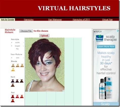 hair style software free hair styles