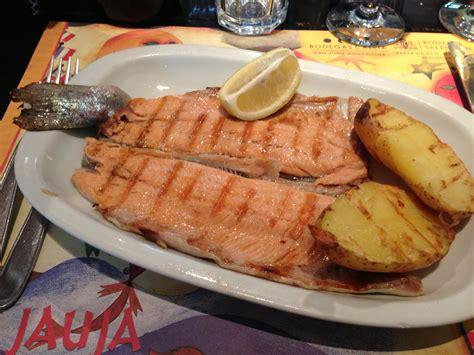 argentine cuisine trout beef pasta empanada