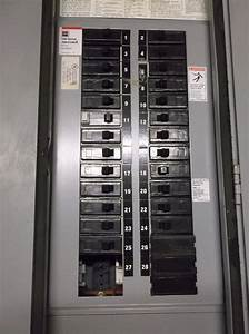 Cutler 208v Distribution Panel