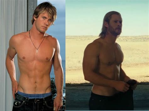 chris hemsworth thor workout routine and diet plan