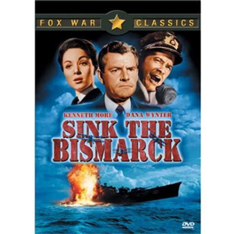 sink the bismarck movie dvd savant review sink the bismarck