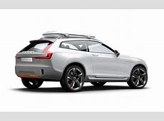 Volvo XC Coupe Concept 2014 Widescreen Exotic Car Image