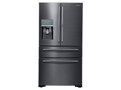 Counter Depth Refrigerator Height 67 by 22 Cu Ft Counter Depth 4 Door Door Food Showcase