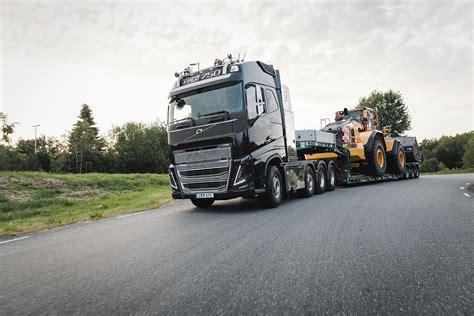 volvo trucks introduceert de nieuwe volvo fh een
