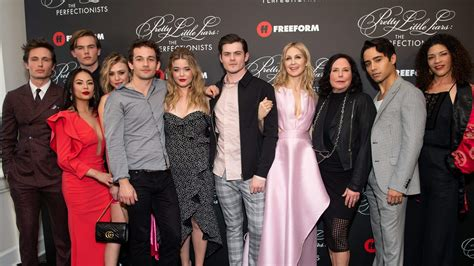 PLL Perfectionists Cast Spoilers for Pretty Little Liars ...