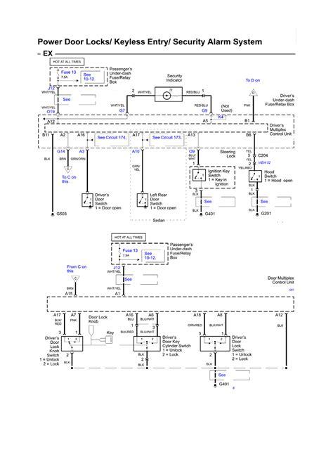 repair guides wiring diagrams wiring diagrams 105