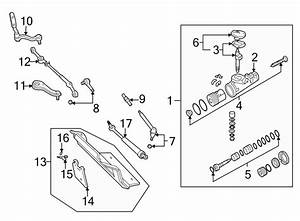 Chevy Blazer Tie Rod Diagram