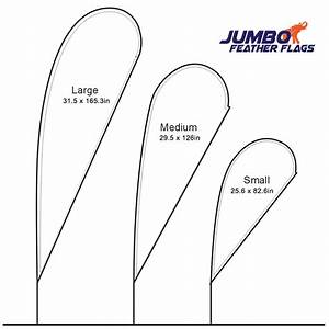 Jumbo teardrop flags for Teardrop flag template