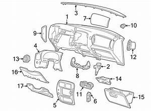 Ford Explorer Sport Trac Dashboard Air Vent Trim  Defogger
