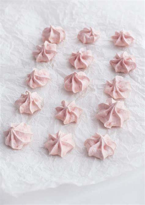 meringues   white teacup   lilac color background stock image image  eggs close