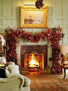 DIY Christmas Decoration Projects For Fireplaces Worth