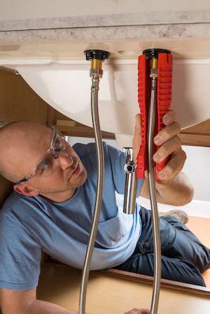 ridgid ez change faucet tool contractor supply magazine
