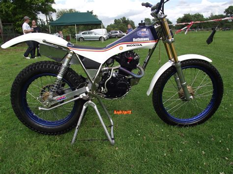 1000+ Images About Vintage Trial Bikes On Pinterest