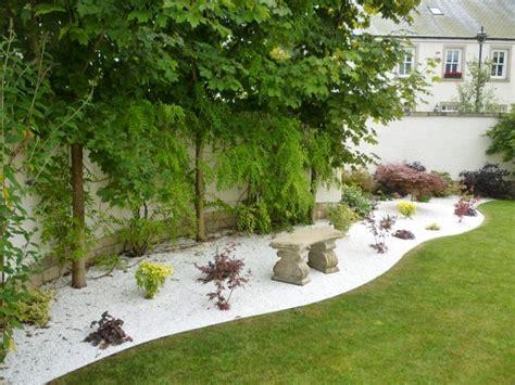 cuisine de jardin en déco jardin blanche