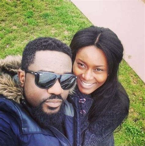 Photos Sarkodie To Seal Union With Tracy On Birthday