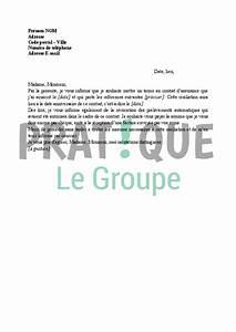 Modele De Resiliation Assurance : modele lettre resiliation assurance sante document online ~ Gottalentnigeria.com Avis de Voitures