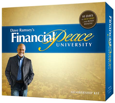 Financial Peace University And Dave Ramsey Live! Ticket