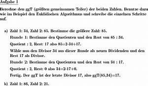 Ggt Und Kgv Berechnen : division durch stufenzahl individuelle mathe ~ Themetempest.com Abrechnung