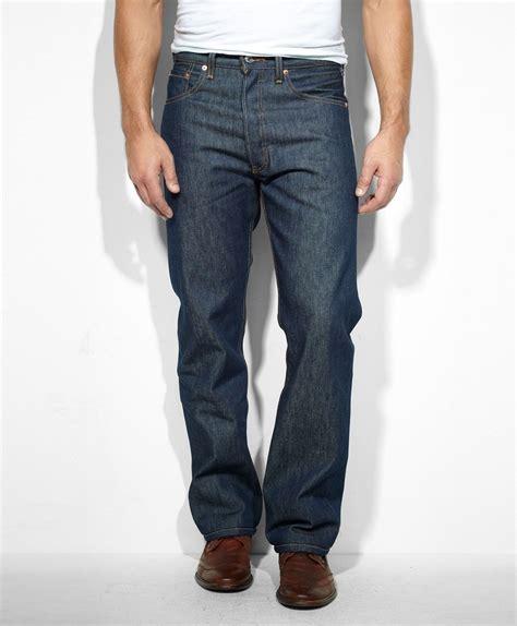 Levi's 501 Original Shrink To Fit Jean