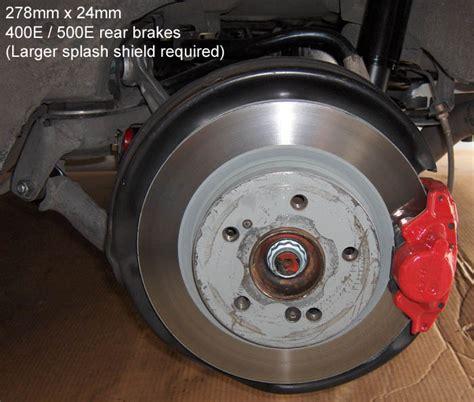 w124 brake booster master cylinder upgrade peachparts